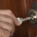 Changing the locks when moving into an apartment is a must