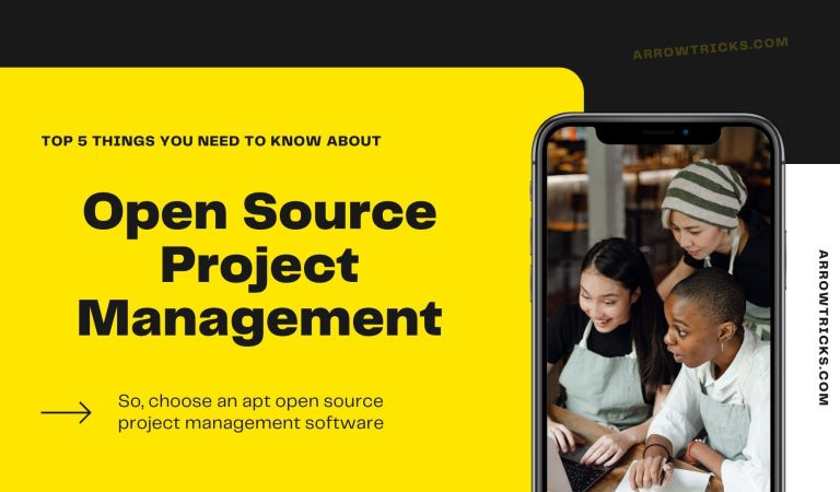 Top 5 Things you need to know about Open Source Project Management