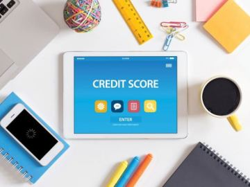 How to clean up your credit record and get cheap loans and credit cards