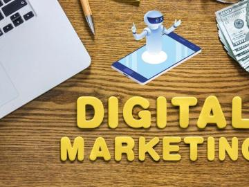How can digital marketers leverage AI for efficiency?