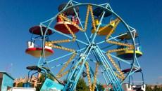 Atracciones niño Fiestas de Arroyomolinos