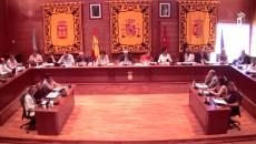 Pleno del Ayuntamiento de Arroyomolinos
