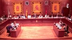 Pleno del Ayuntamiento de Arroyomolinos 2016
