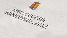 Presupuestos Municipales 2017
