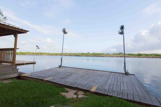 arroyo city fishing dock rental