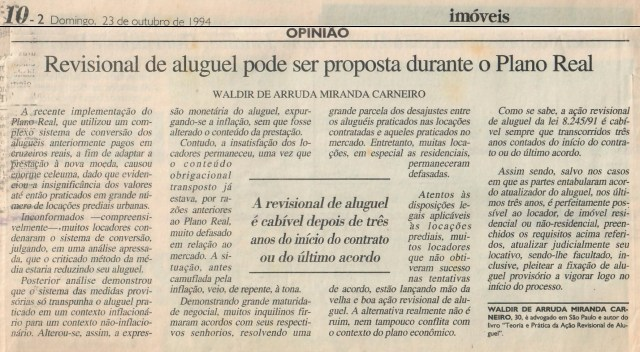 1994-10-23_RevisionaldeAluguelPodeSerPropostaDuranteoPlanoReal_EDITADO