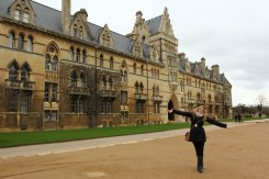 Christchurch em Oxford