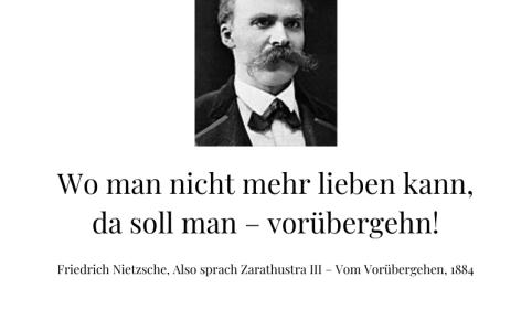 Zitat von Friedrich Nietzsche