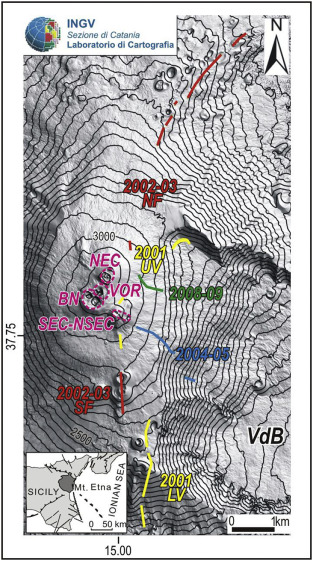 mt etna as revealed by sr nd isotopes