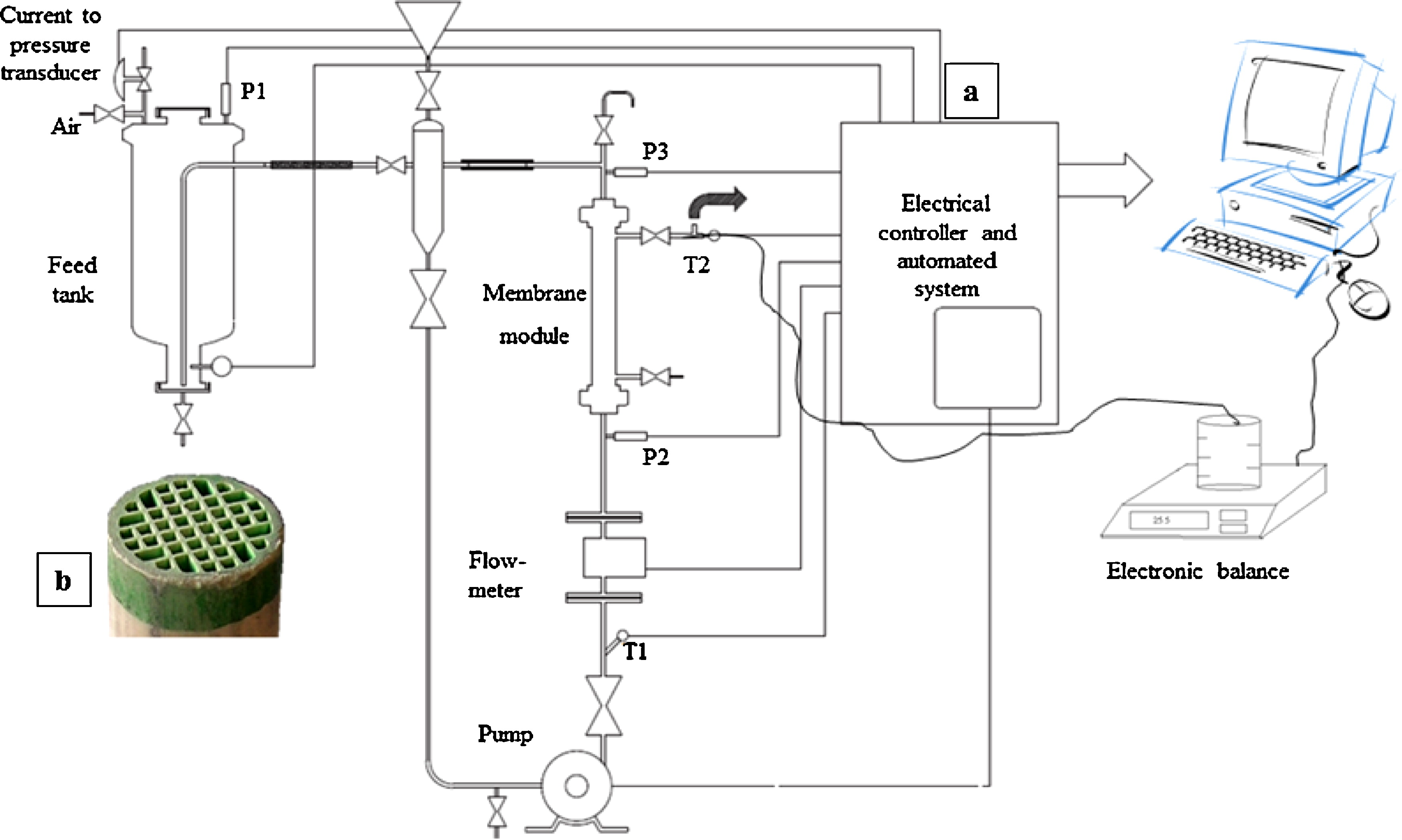 Cross Flow Microfiltration Of Wine Effect Of Colloids On