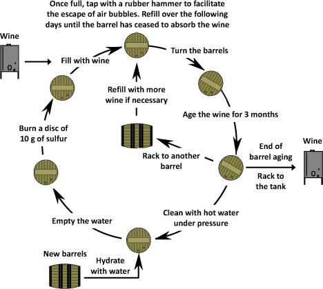 barrel aging types of wood sciencedirect