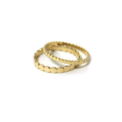 Tiny Stacking Ring