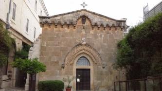 Via dolorosa (POLI) Chiesa del Monastero della Flagellazione 2016-04-12 14.58.53 Poli