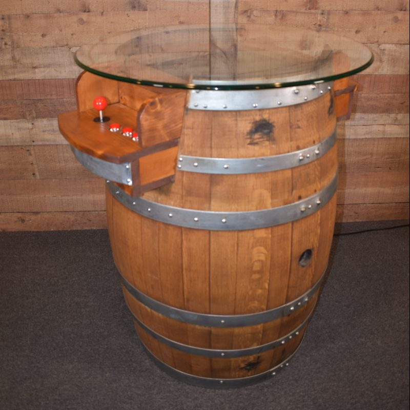 arcade barrel