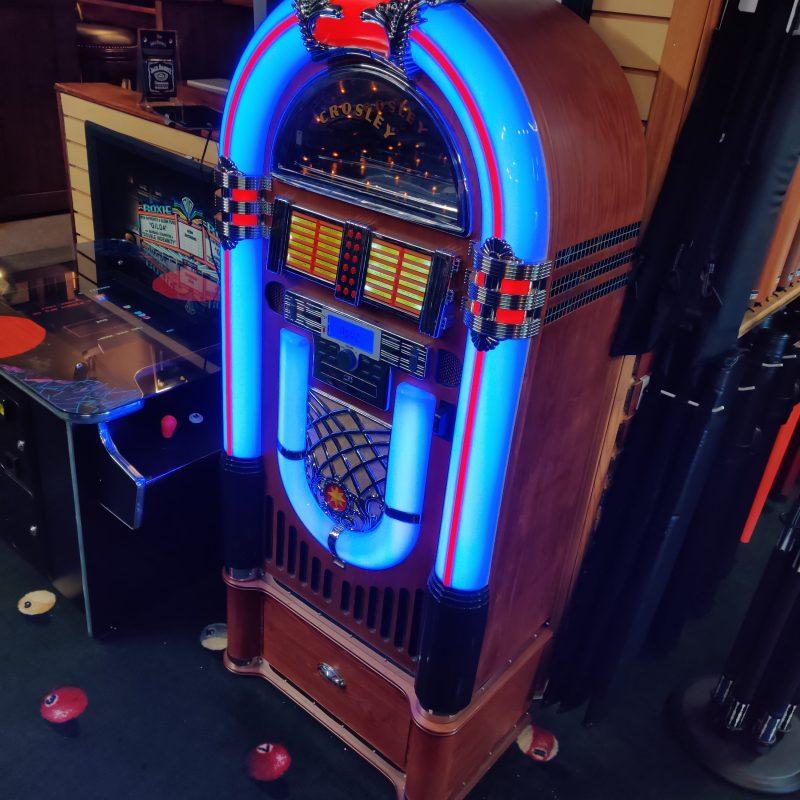 crosley jukebox
