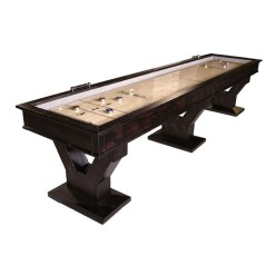 Gaston Shuffleboard By Plank and Hide