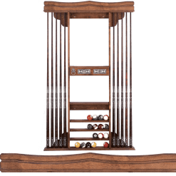 Deluxe Cue Rack 728 New Orleans