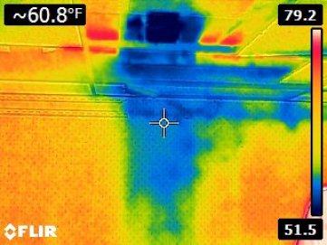 FLIR0571 ARS Thermal Imaging Spring Flooding
