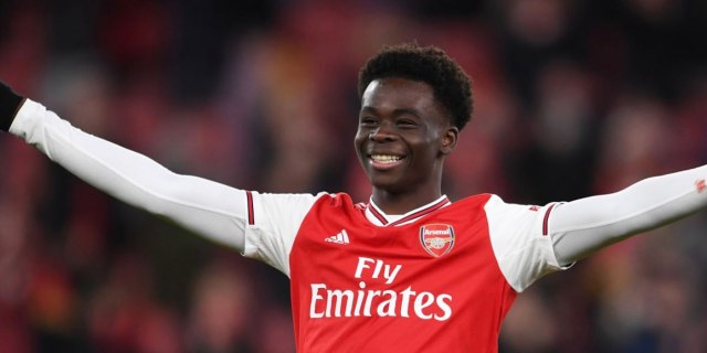 Ornstein: Arsenal to confirm Saka extension this week - Arseblog ...
