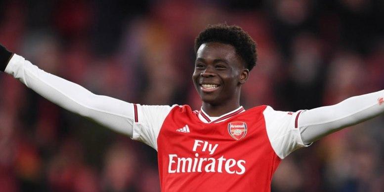 Ornstein: Arsenal to confirm Saka extension this week - Arseblog ...