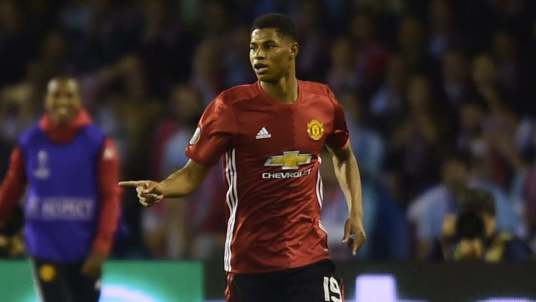 Mnchester United Rashford
