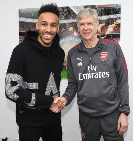Aubameyang to Arsenal, Arsenal Transfer News