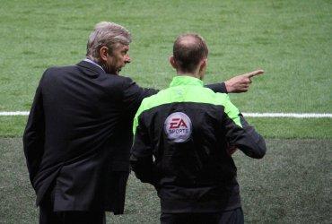 Arsene Wenger, naked analogy, arsedevils
