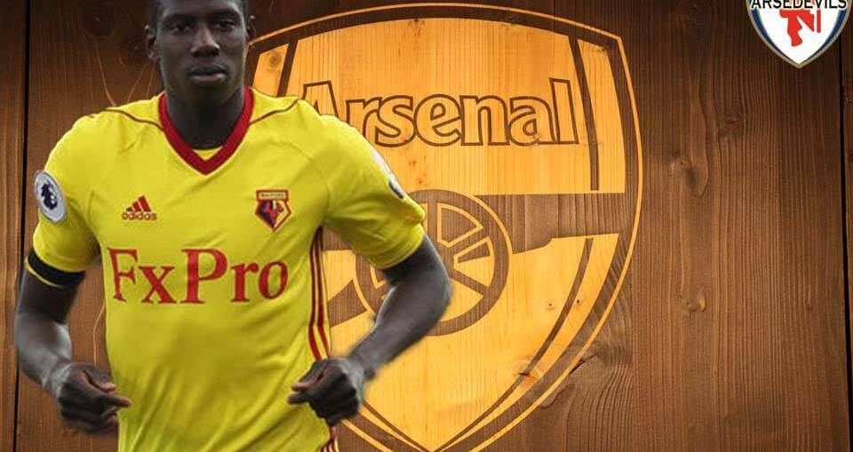 Doucoure, Arsenal interest in Doucoure, Arsedevils