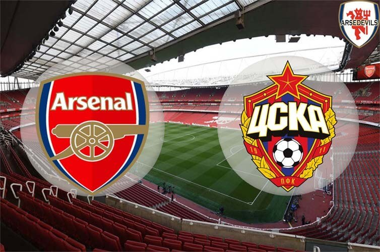 Arsenal, CSKA Moscow, Arsenal vs CSKA Moscow 4-1, Arsedevils, Arsenal Europa League