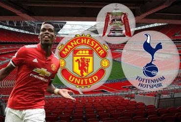 Pogba, Manchester United, Arsedevils, FA Cup, Man Utd Vs Tottenham