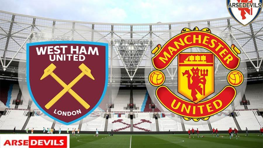 West Ham, West Ham Vs Manchester United