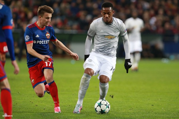 Anthony Martial remains uncertain over his Manchester United future