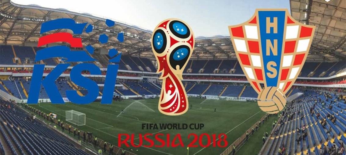 Iceland Vs Croatia, FIFA World Cup 2018, Russia, iceland,