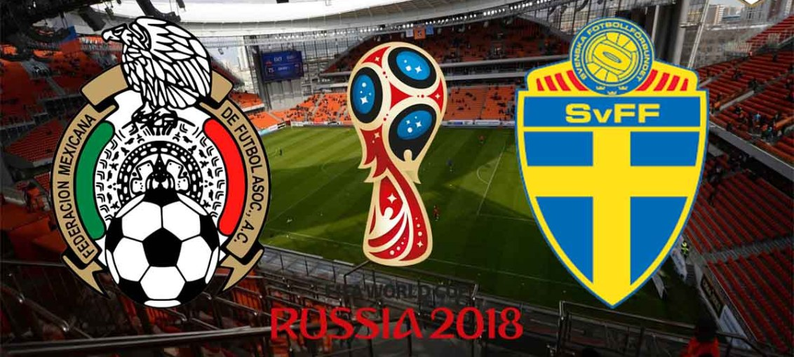Mexico vs Sweden World Cup Group D, Mexico vs Sweden Predicted Line ups