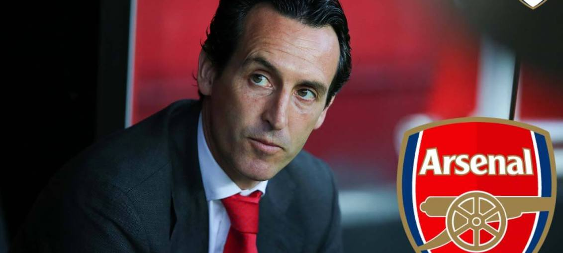 Unai Emery, europa league, arsenal, emery tactics
