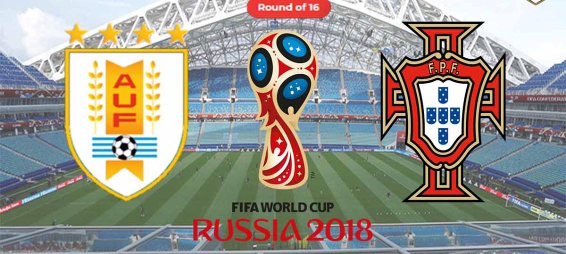 Uruguay vs Portugal clash, Uruguay vs Portugal predicted line ups