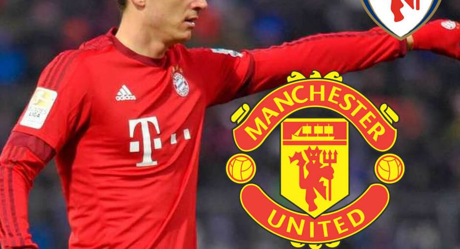 Robert Lewandowski offered to United, United sign Lewandowski, Robert Lewandowski