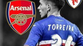 Lucas Torreira to Arsenal, Lucas Torreira from Sampdoria to Arsenal