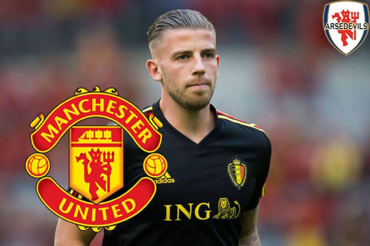 Toby Alderweireld, Manchester United Transfer