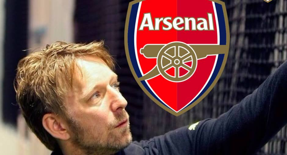 Mislintat, Arsenal Chief Scout, Diamond Eye, MIslintat,Arsedevils