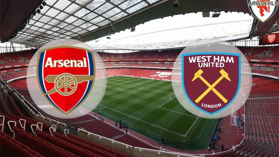 Arsenal Vs West Ham,