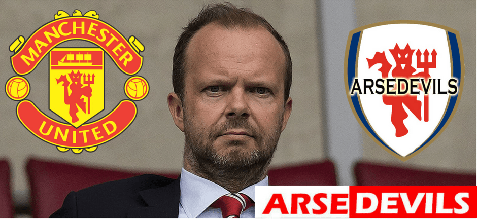 An Ed Woodward Out banner is set to be flown over Turf Moor next Sunday., EFL Championship