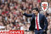 Arsenal first on winning streak
