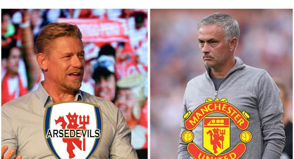 schmeichel On Jose Mourinho and United Making Progress