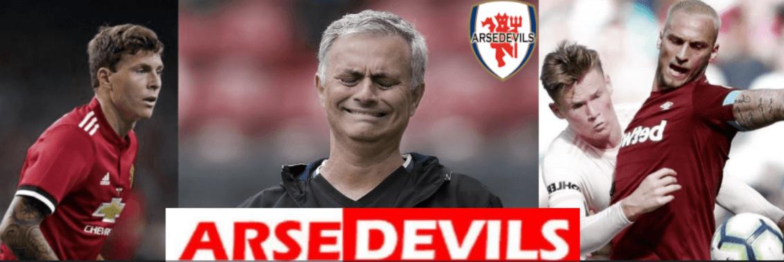 Mourinho, jose losing it