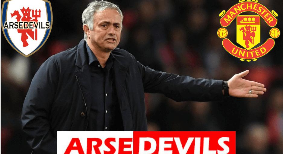 Mourinho,Arsedevils