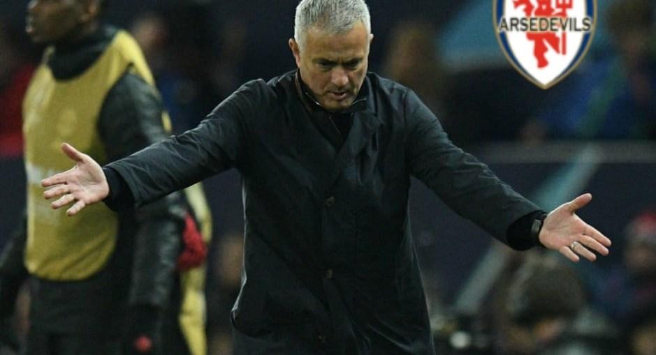 United, Arsedevils, Mourinho