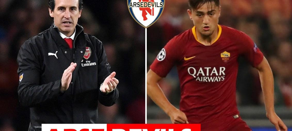 Cenzig Under to Arsenal, Cenzig Under To Bayern, Cenzig Under transfer