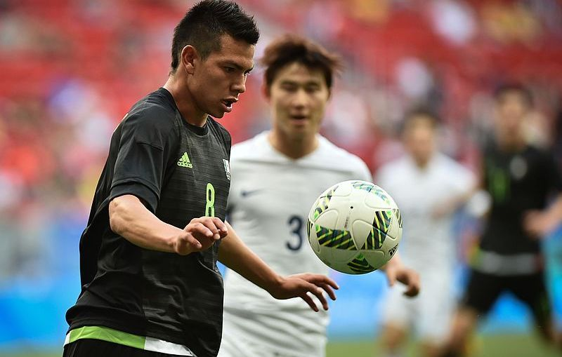 Hirving Lozano, Arsenal linked to Hirving Lozano, Arsenal Lozano