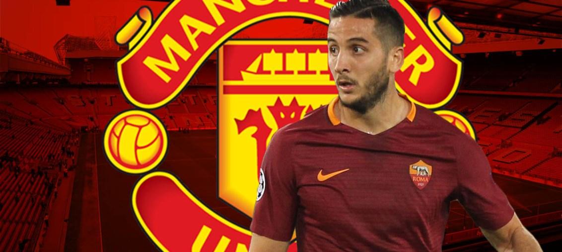 Kostas Manolas, Manolas linked to United